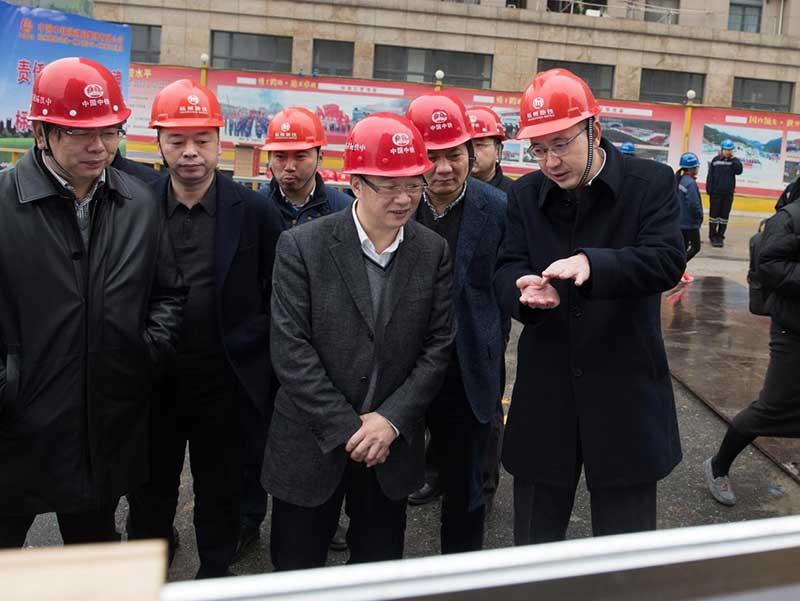 陈新华副市长检查杭州地铁安全生产工作