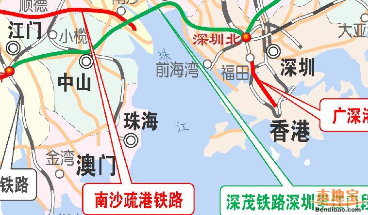 深茂铁路改停机场东站获铁总同意 机场东枢纽规划初步
