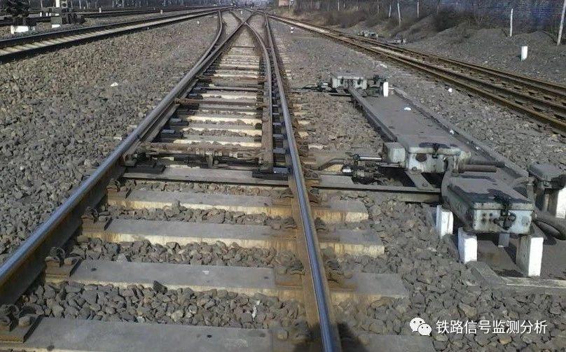 zyj7道岔机械故障的判断及处理方法