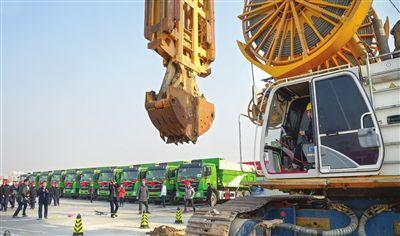 天津市迎来新年开门第一项大工程:地铁6号线二期开工  2021年底具备试运行条件-微地铁-地铁的真相